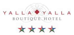 Yalla Yalla Boutique Hotel Logo